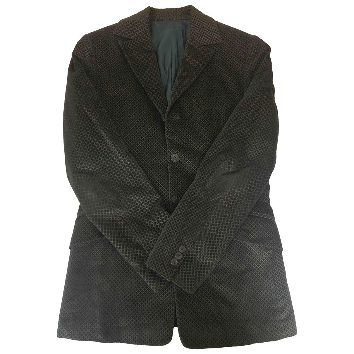 D&g N Multicolour Velvet jacket  for Men 50 IT