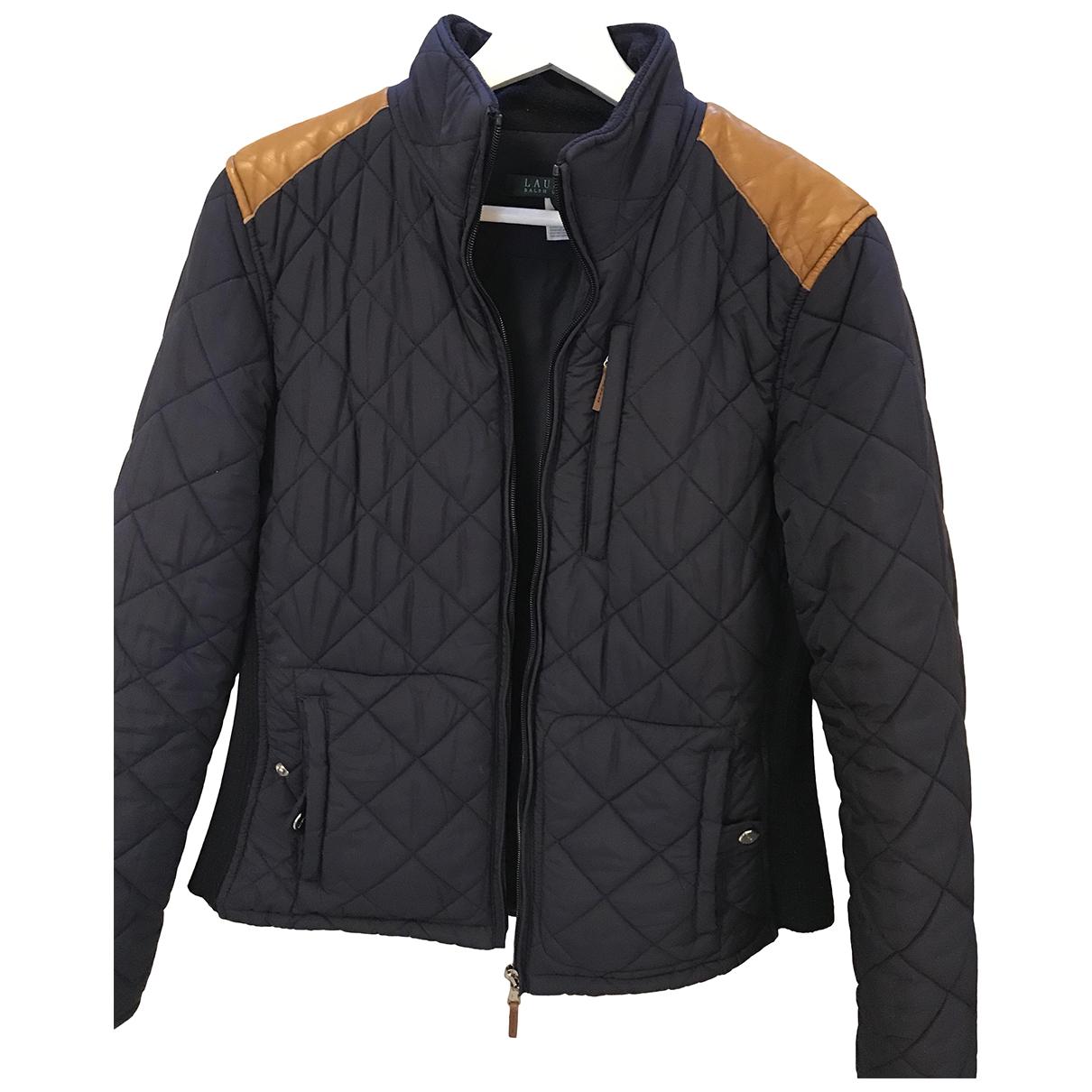 Lauren Ralph Lauren N Navy Cotton jacket for Women M International