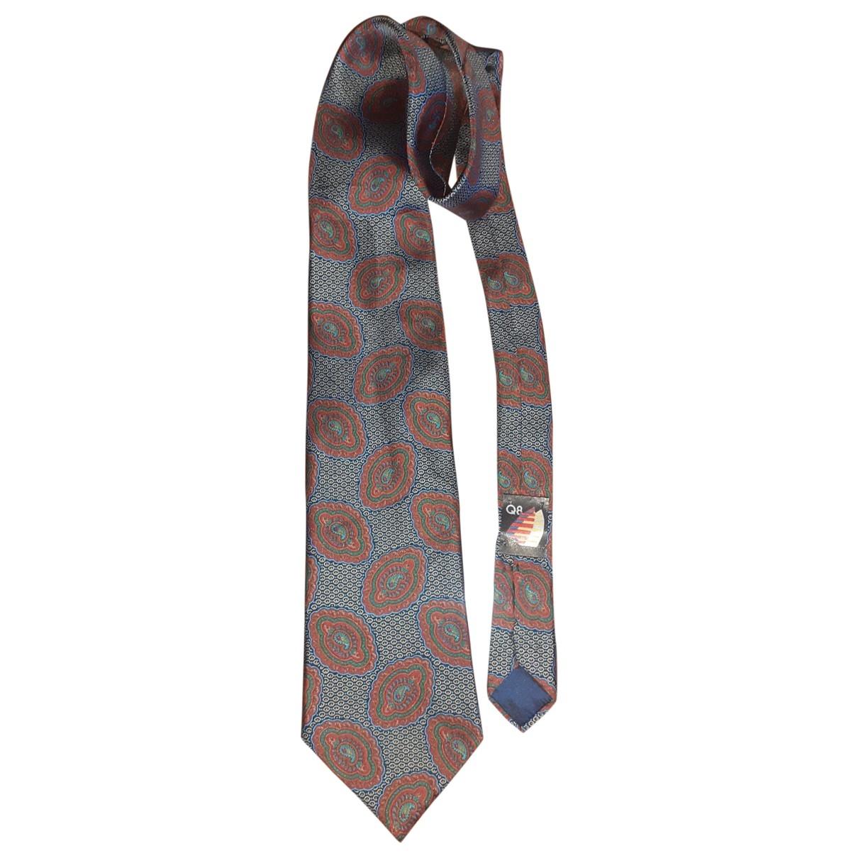 Cerruti - Cravates   pour homme en soie - multicolore