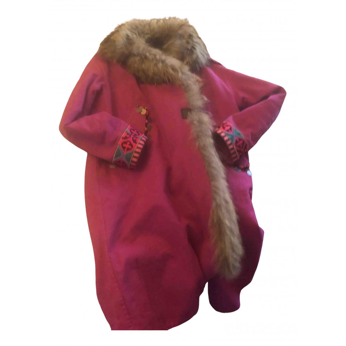 Bazar Deluxe - Manteau   pour femme en coton