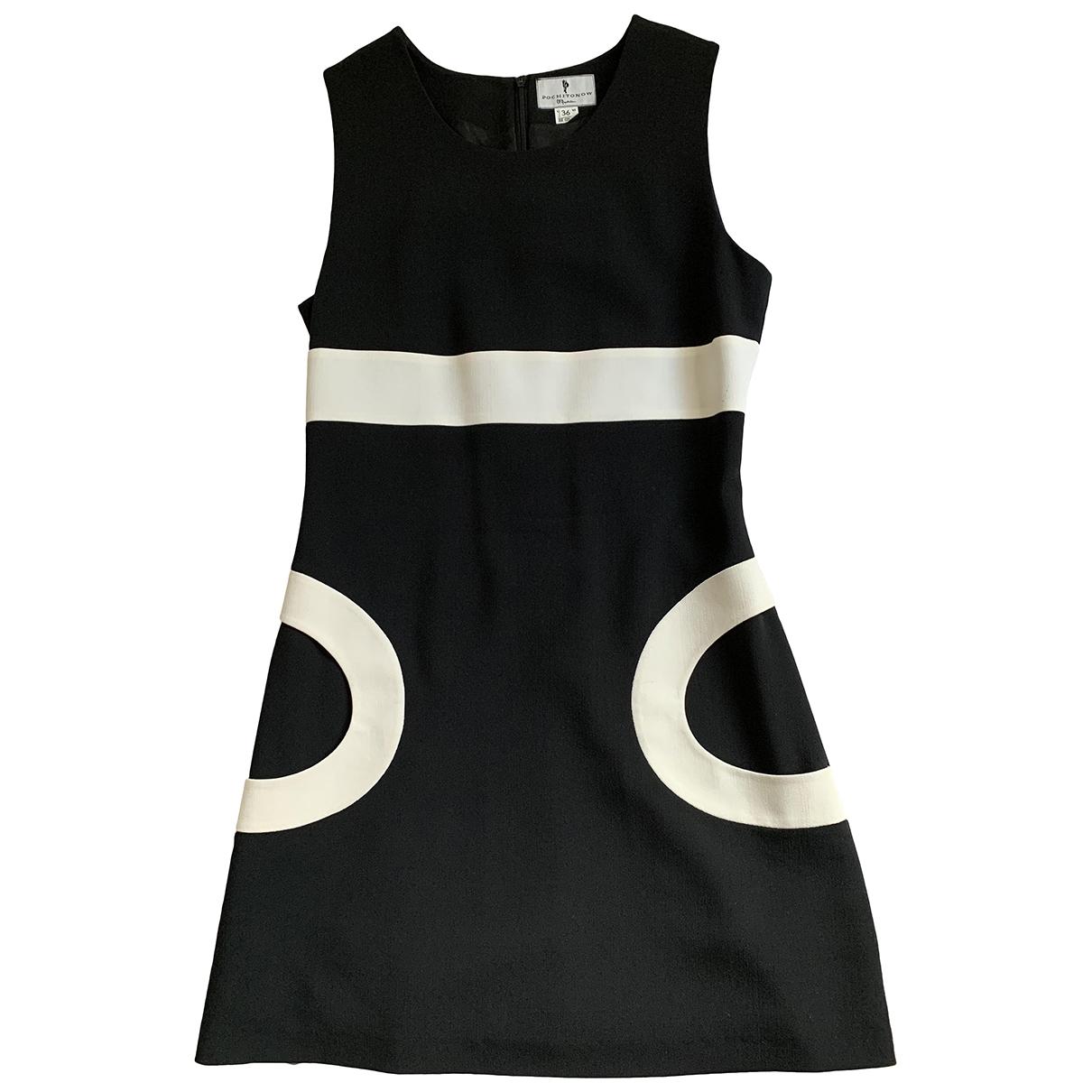 Non Signé / Unsigned \N Beige Cotton dress for Women 38 FR