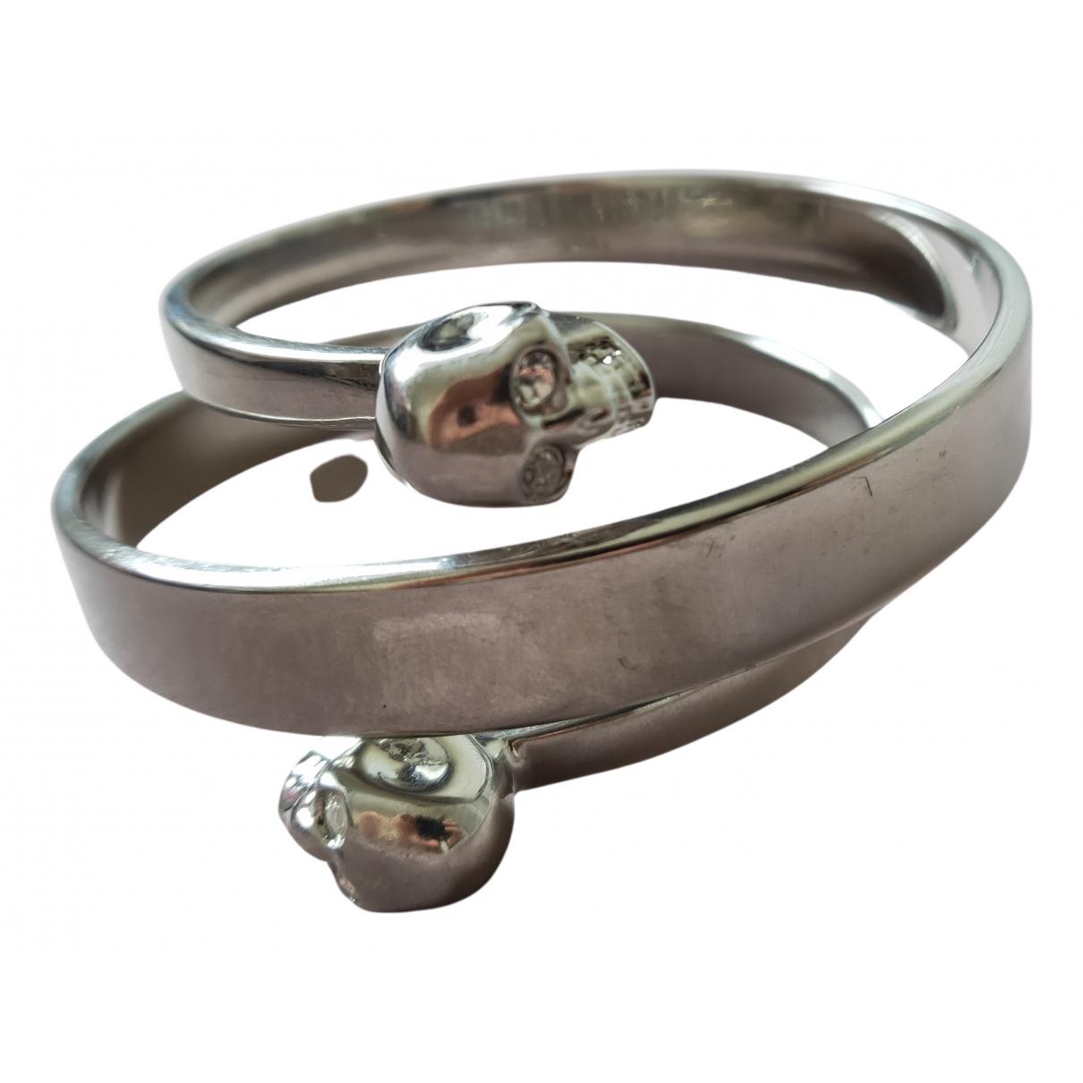 Alexander Mcqueen \N Armband in  Silber Metall