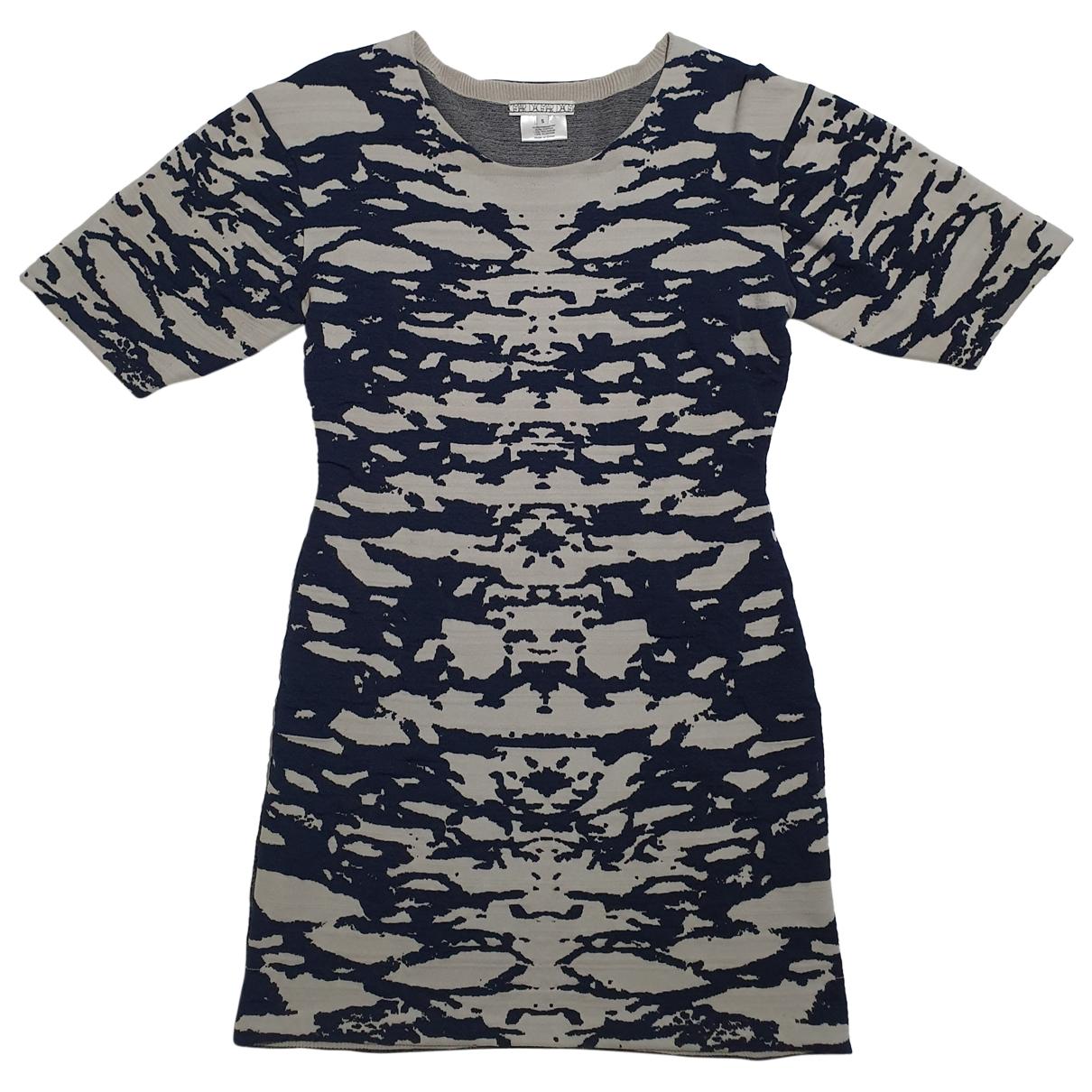 Dagmar \N Kleid in  Bunt Polyester