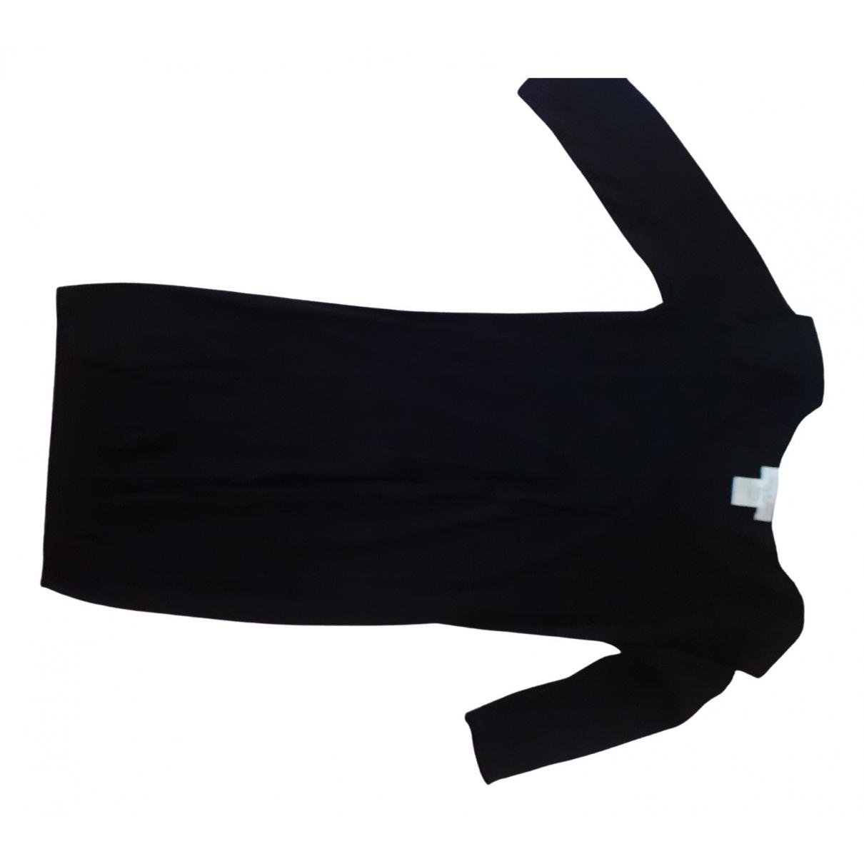 Paul & Joe \N Black Wool dress for Women 36 FR