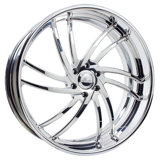 Billet Specialties DT65285Custom BLVD 65 Wheels 20x8.5