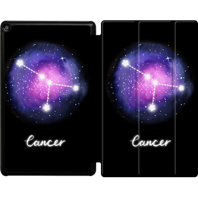 Amazon Fire HD 10 (2018) Tablet Smart Case - CANCER von Becky Starsmore