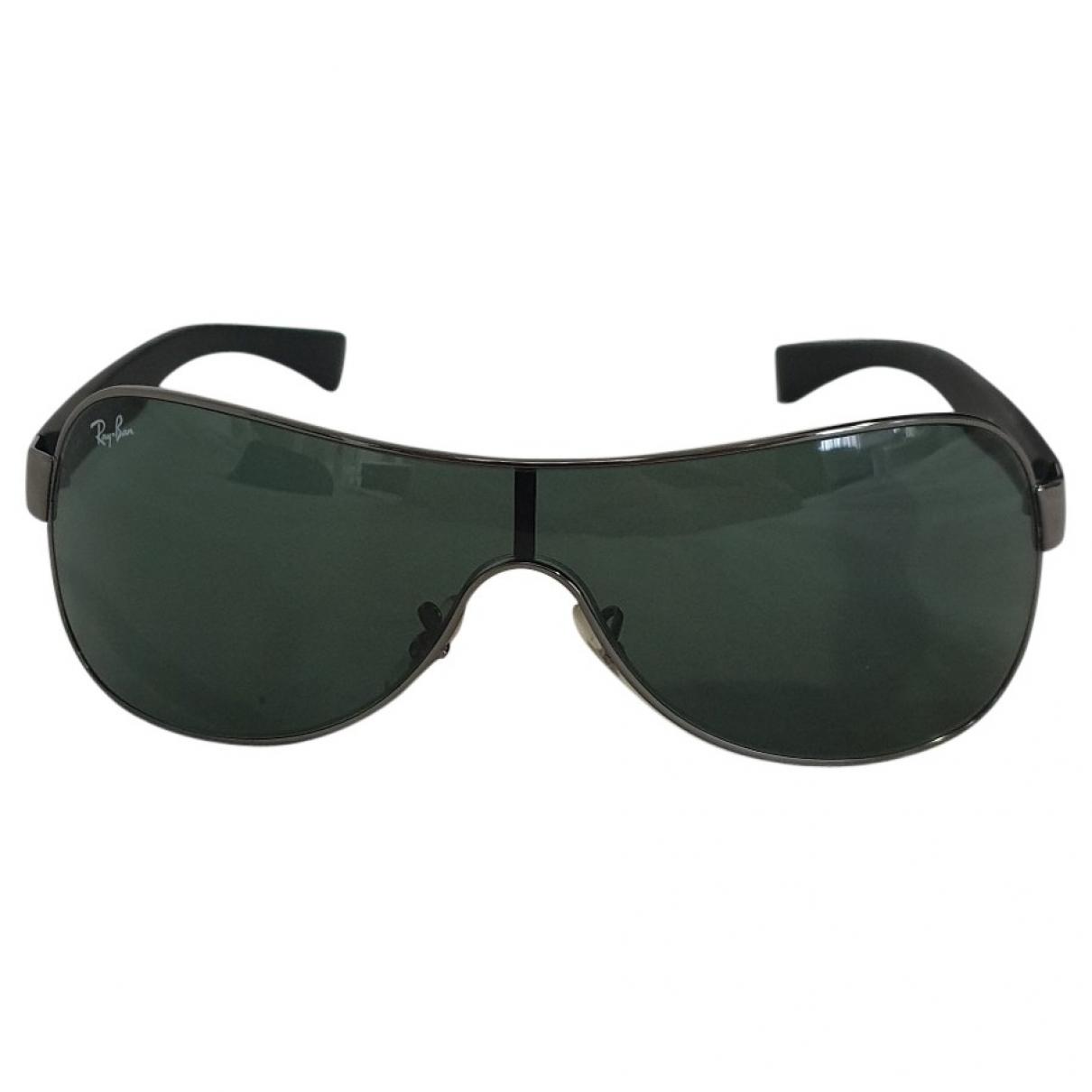 Ray-ban \N Grey Metal Sunglasses for Men \N