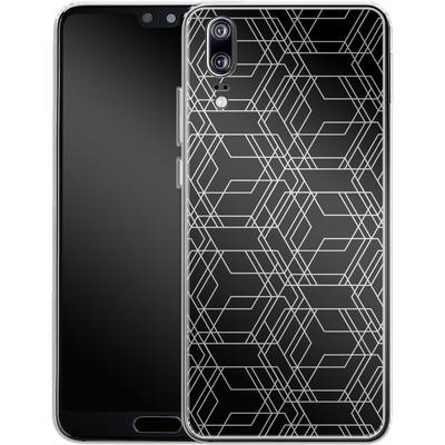 Huawei P20 Silikon Handyhuelle - Disorient von caseable Designs