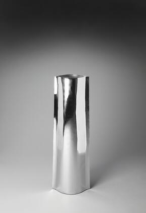 Daphne Collection 2725016 Floor Vase with Modern Style and Aluminum Material in Hors D'oeuvres