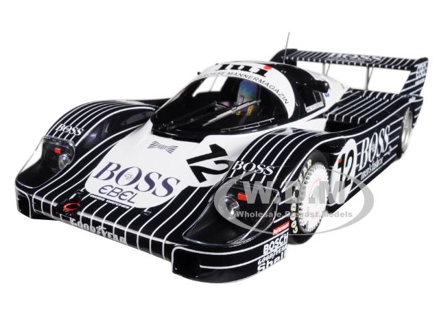 Porsche 956K 12 Kremer Racing Keke Rosberg