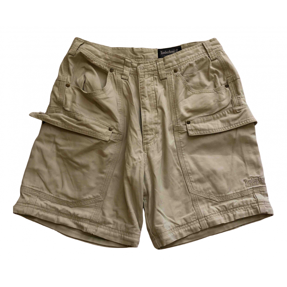 Timberland \N Shorts in  Beige Baumwolle