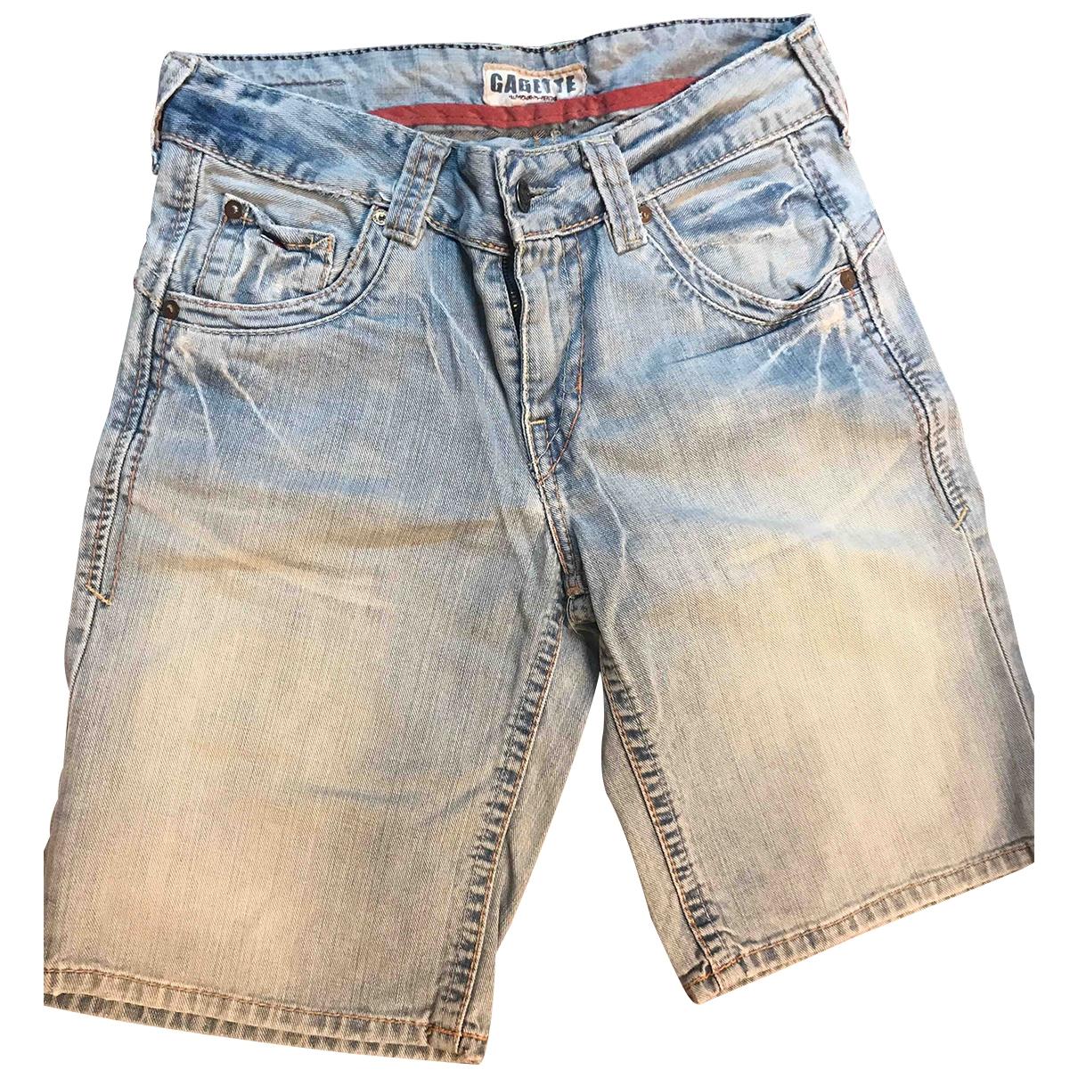 Tommy Hilfiger \N Blue Denim - Jeans Shorts for Women 36 IT