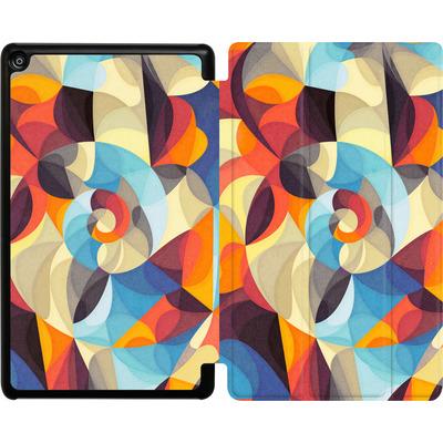 Amazon Fire HD 8 (2017) Tablet Smart Case - Colour Power von Georgiana Teseleanu