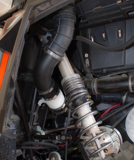 STM Powersports 299 XPCC Clutch Housing Blower Polaris RZR XP 1000 14-15