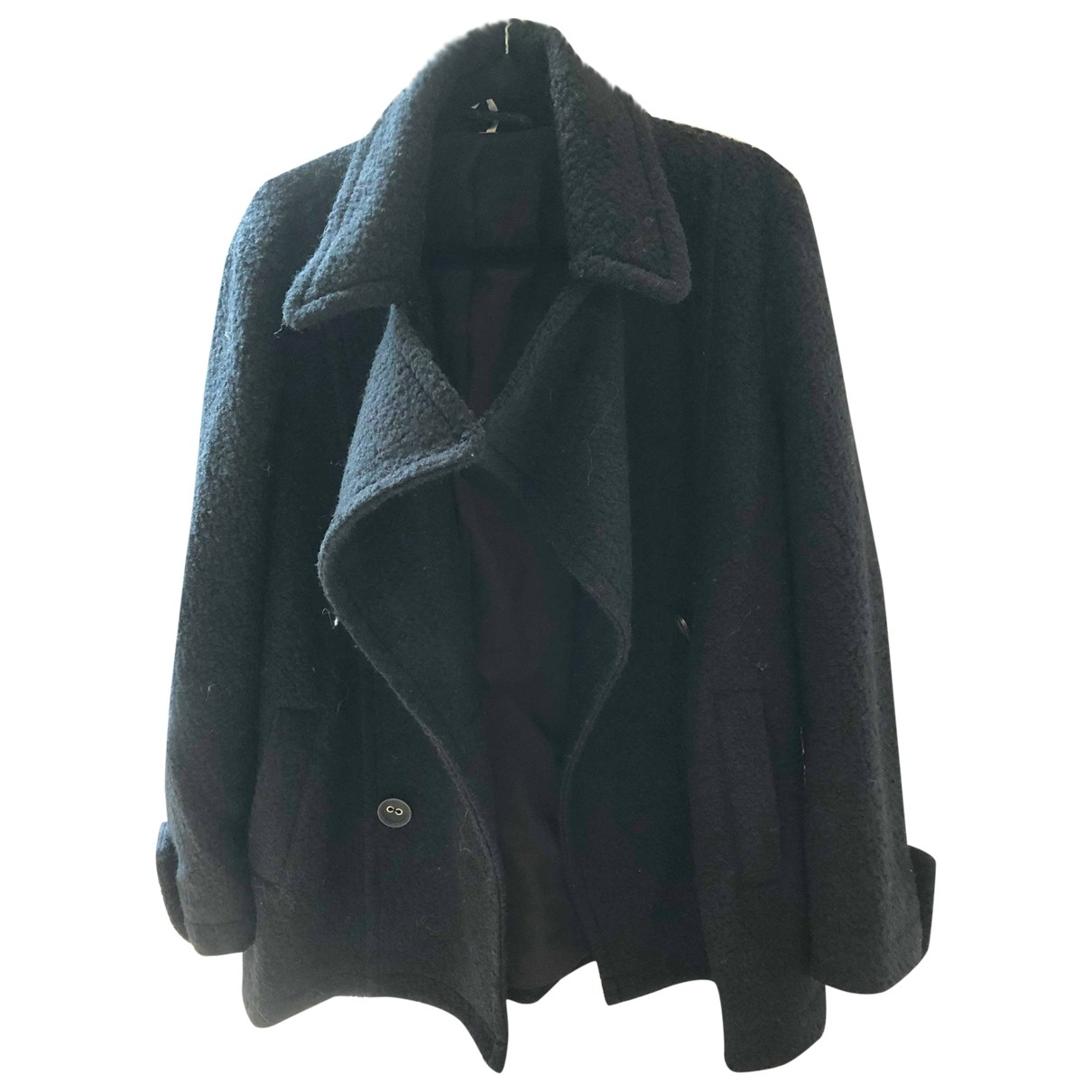 Free People \N Black coat for Women S International