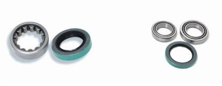 Rear Wheel Bearing Kit Small Bearing Chry/Ford/GM G2 Axle and Gear 30-9000