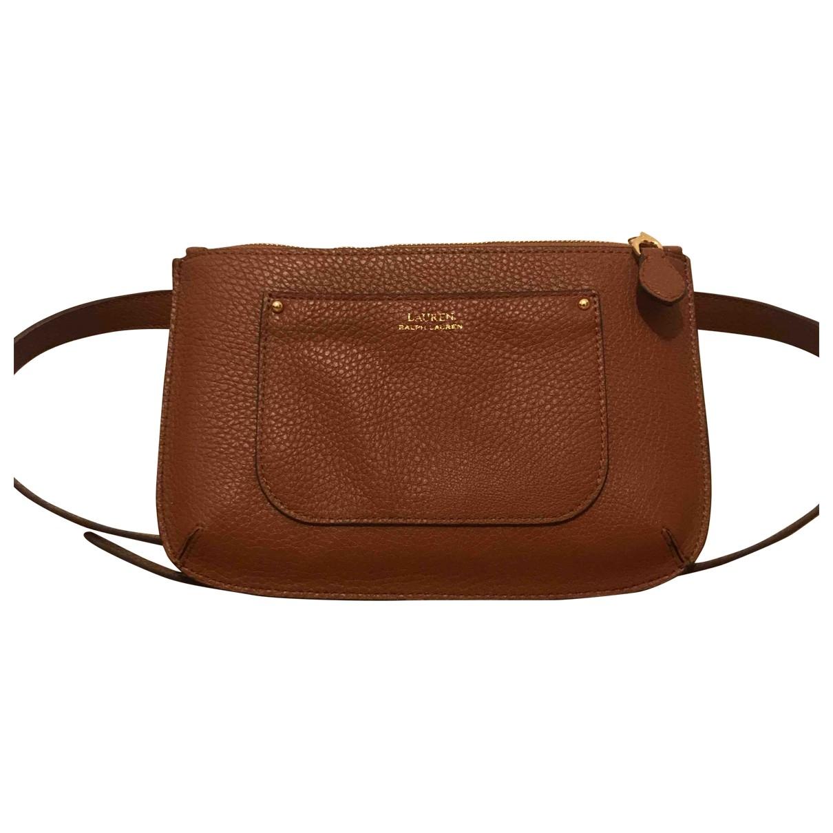 Lauren Ralph Lauren \N Camel handbag for Women \N