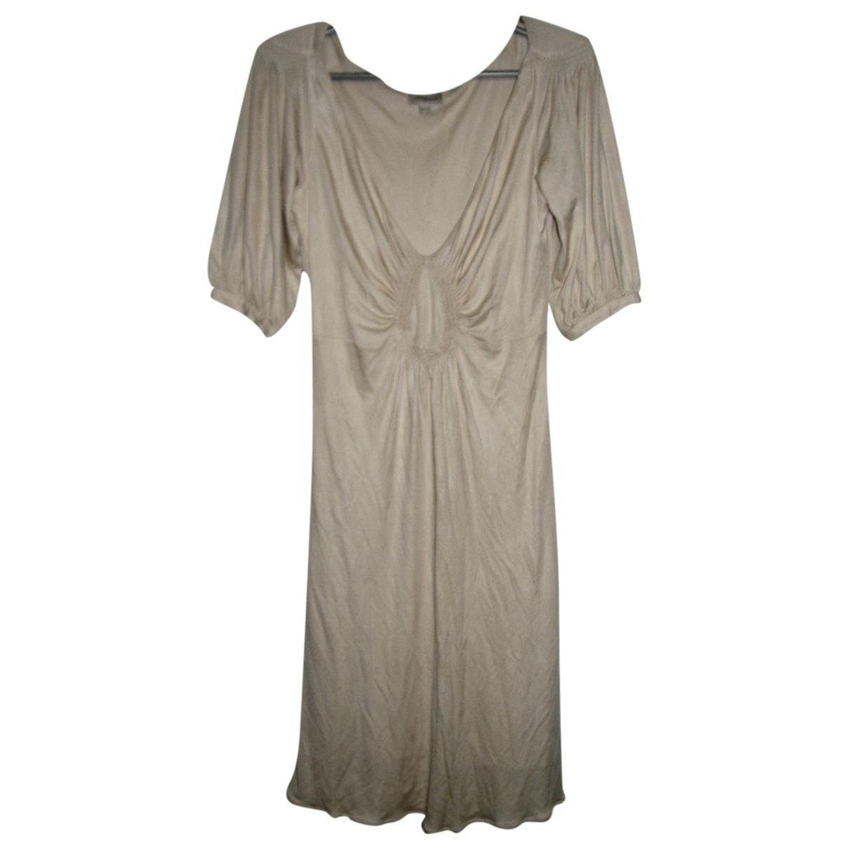 Vestido midi de Seda Temperley London