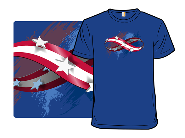 Stars & Stripes Forever T Shirt