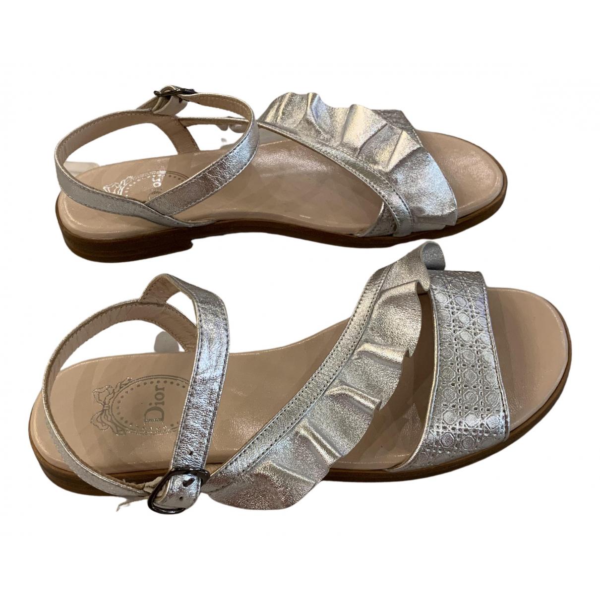 Sandalias de Charol Dior