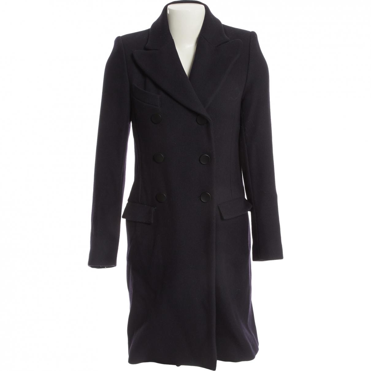 Isabel Marant Etoile \N Navy Wool coat for Women 36 FR