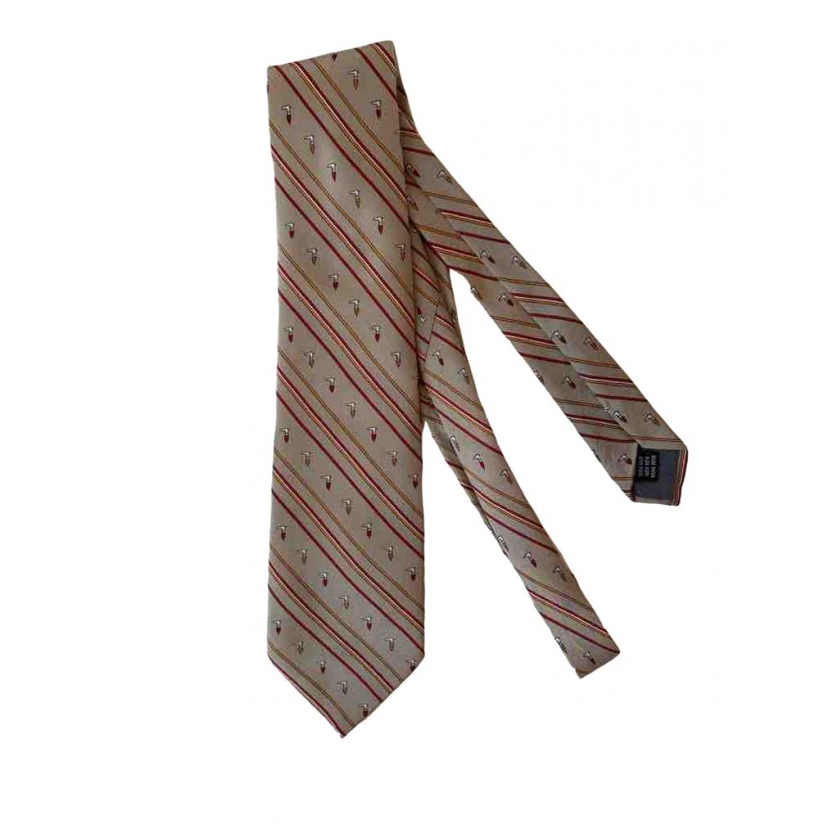 Trussardi \N Krawatten in Seide