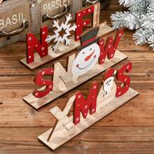 1pc Random Christmas Decorative Object