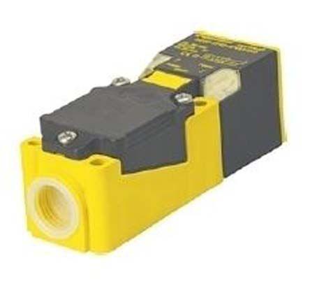 Turck Inductive Sensor - Block, NO/NC Output, 15 mm Detection, IP67