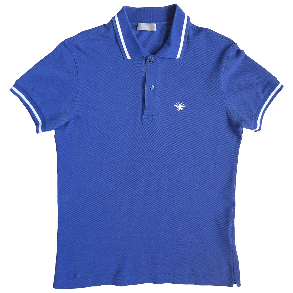 Dior Homme \N Blue Cotton Polo shirts for Men XS International