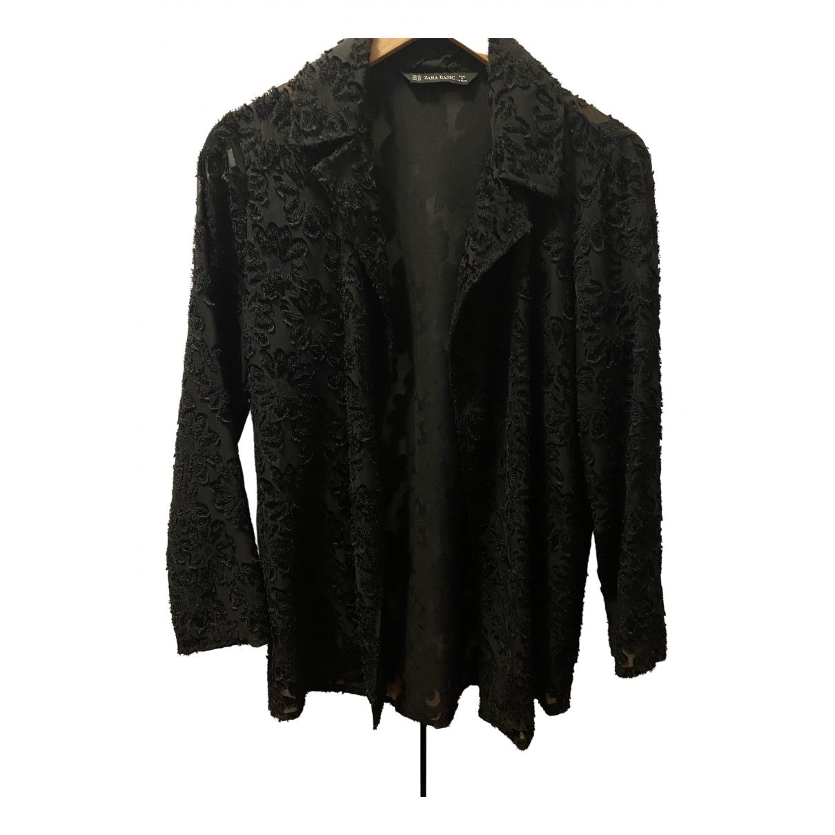 Zara N Black jacket for Women XS International