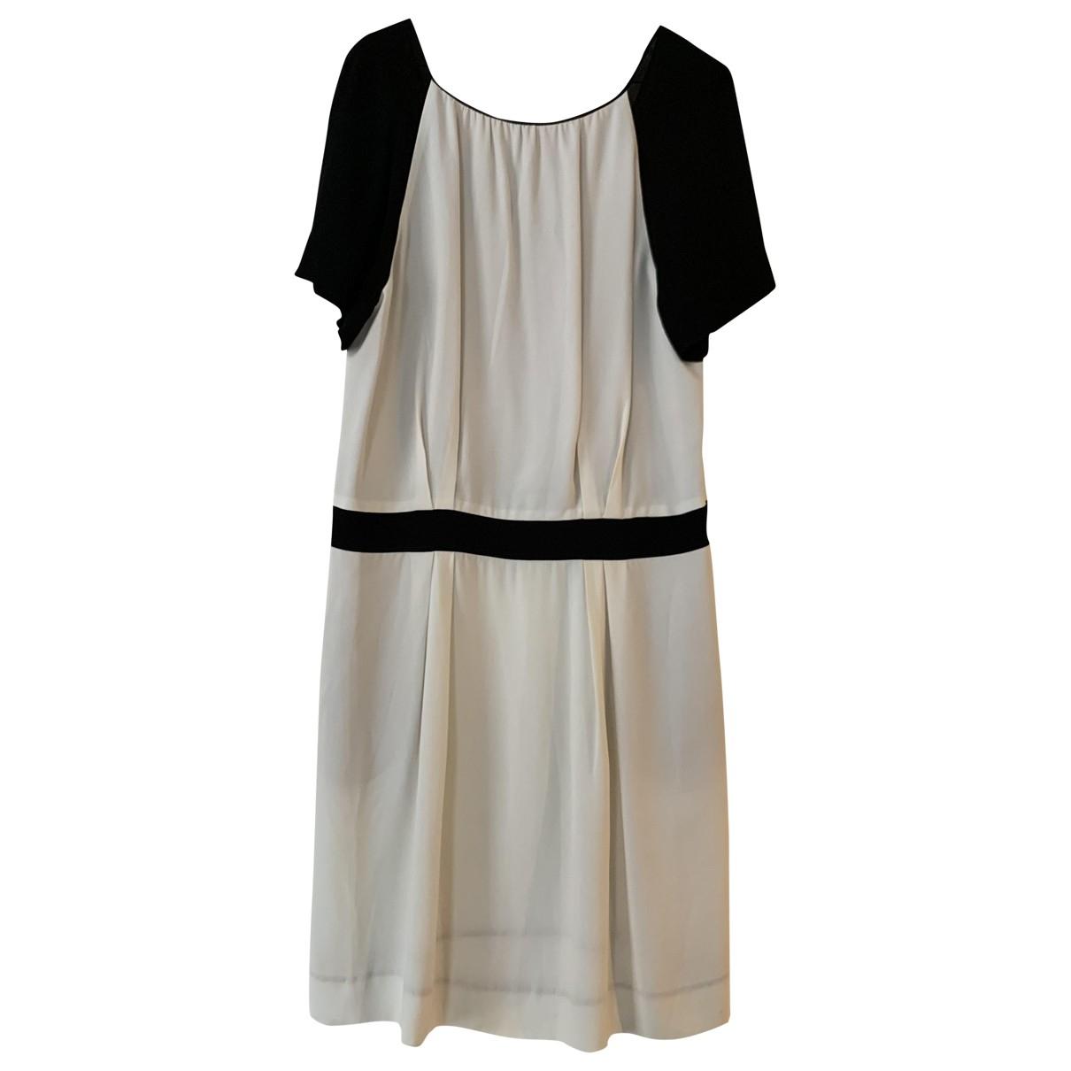 Chloe \N Kleid in  Bunt Viskose