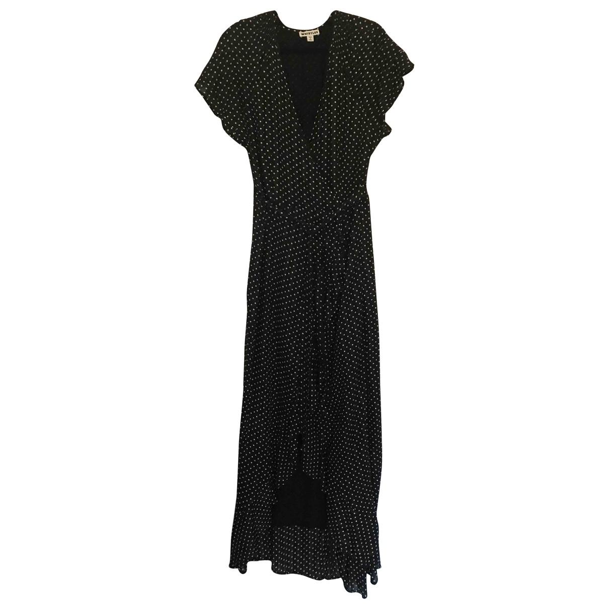 Whistles \N Black dress for Women 10 UK
