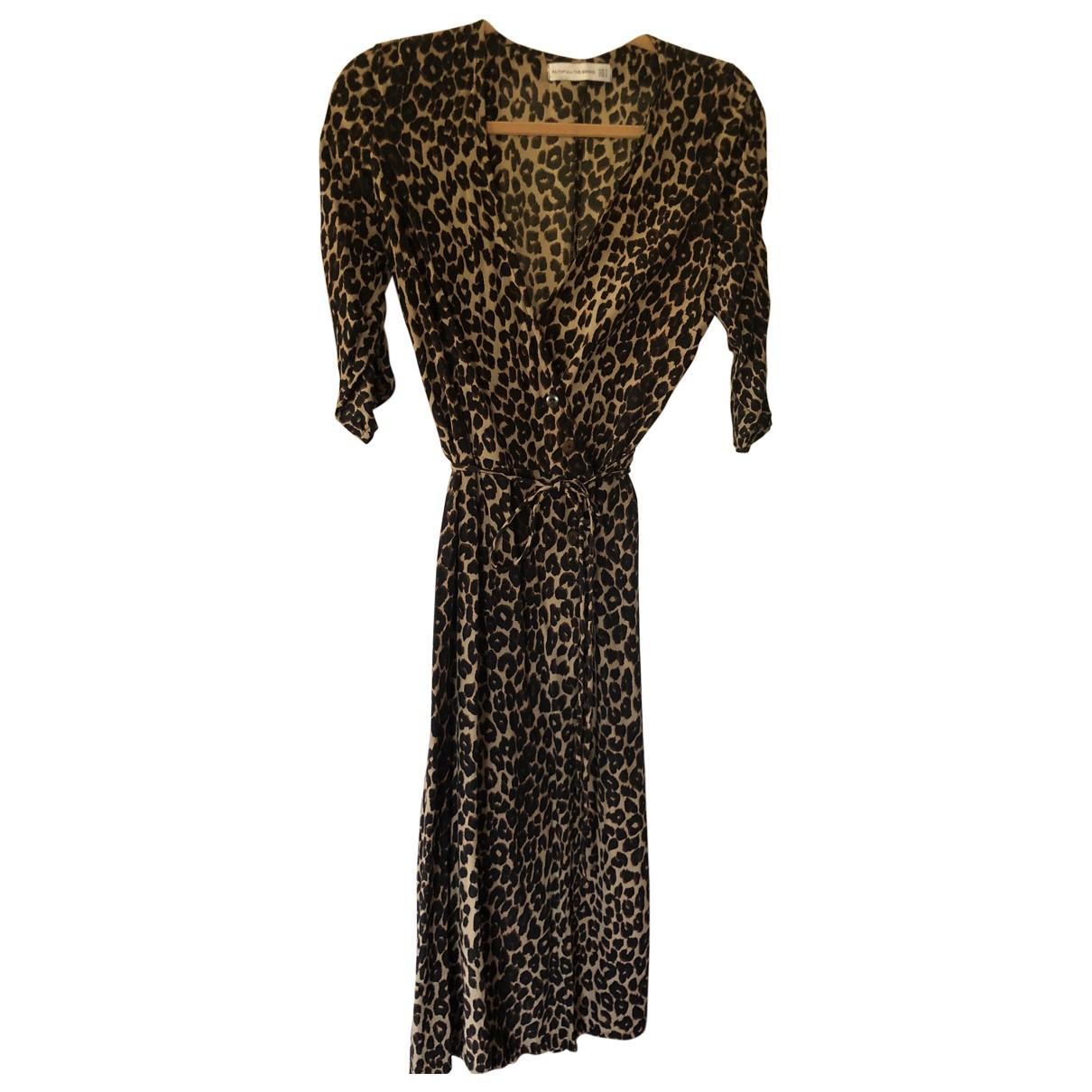 Faithfull The Brand - Robe   pour femme - marron