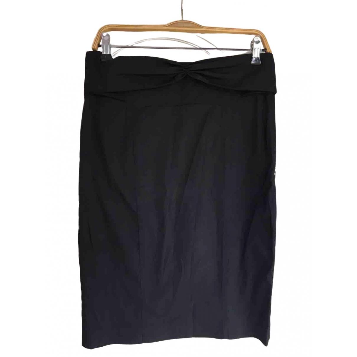 Hoss Intropia \N Black skirt for Women 42 FR