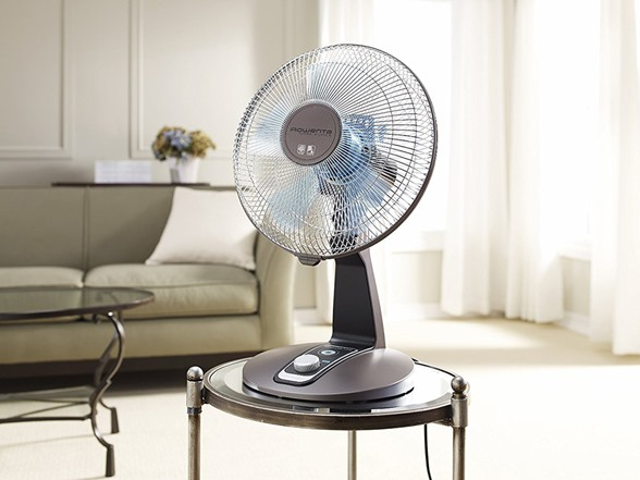 Rowenta Turbo Silence Extreme Table Fan