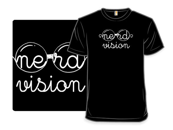 Nerd Vision T Shirt