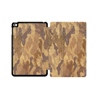 Apple iPad mini 4 Tablet Smart Case - Camo Bark von caseable Designs