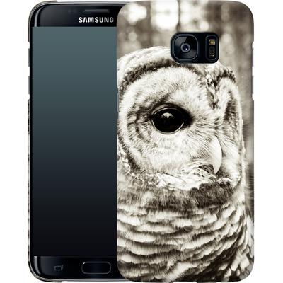 Samsung Galaxy S7 Edge Smartphone Huelle - Wise von Joy StClaire