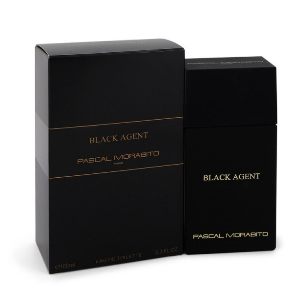 Black Agent - Pascal Morabito Eau de toilette en espray 100 ML