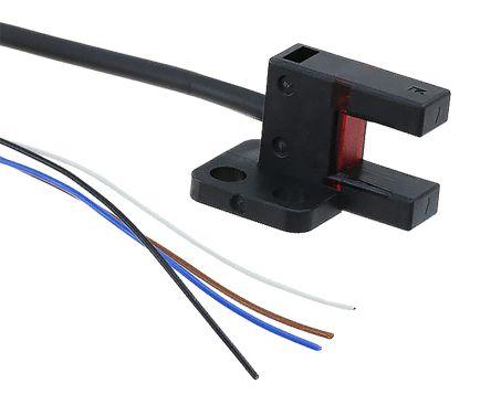 Panasonic PM-45 Photoelectric Sensor Through Beam (Fork) 6 mm Detection Range PNP