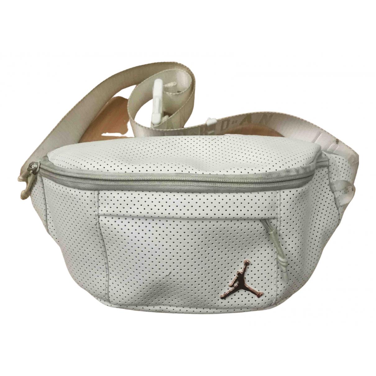 Nike N White bag for Men N