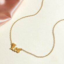 1pc Leo Charm Necklace