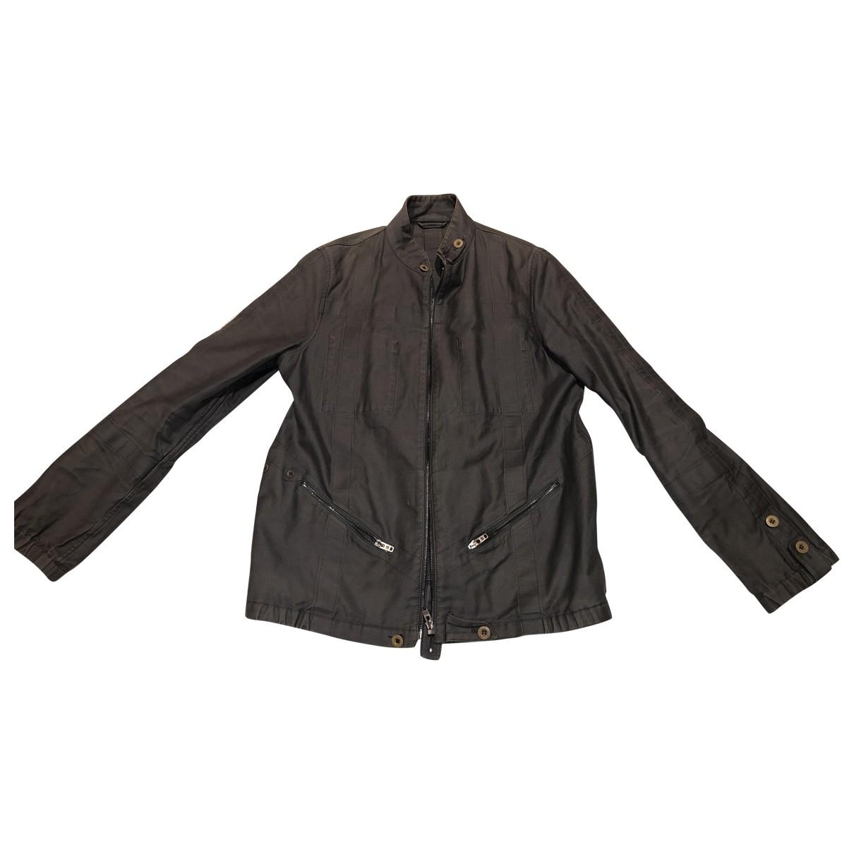 Louis Vuitton - Vestes.Blousons   pour homme en coton - gris