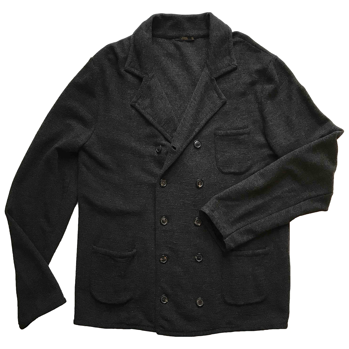 Mauro Grifoni \N Grey Wool jacket  for Men 54 IT