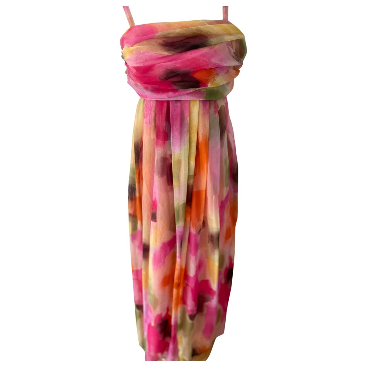 Moschino Cheap And Chic \N Multicolour Silk dress for Women 10 UK