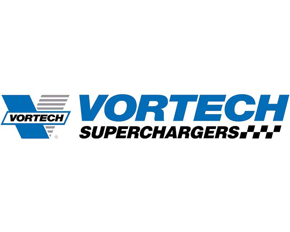 Vortech 8-Rib Drive Upgrade without Crank Damper Pulley Ford Mustang GT 2018