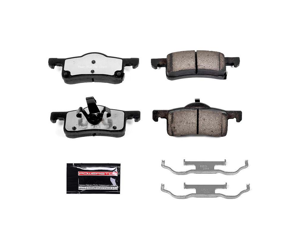 Power Stop Z36-935 Z36 Truck & Tow Brake Pads w/Hardware Rear Ford Expedition 2003-2006