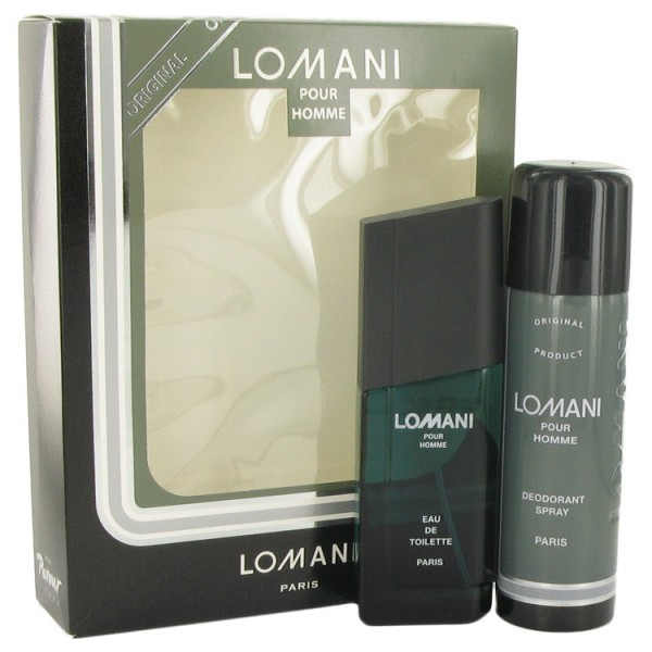 Lomani - Lomani Estuche regalo 100 ML