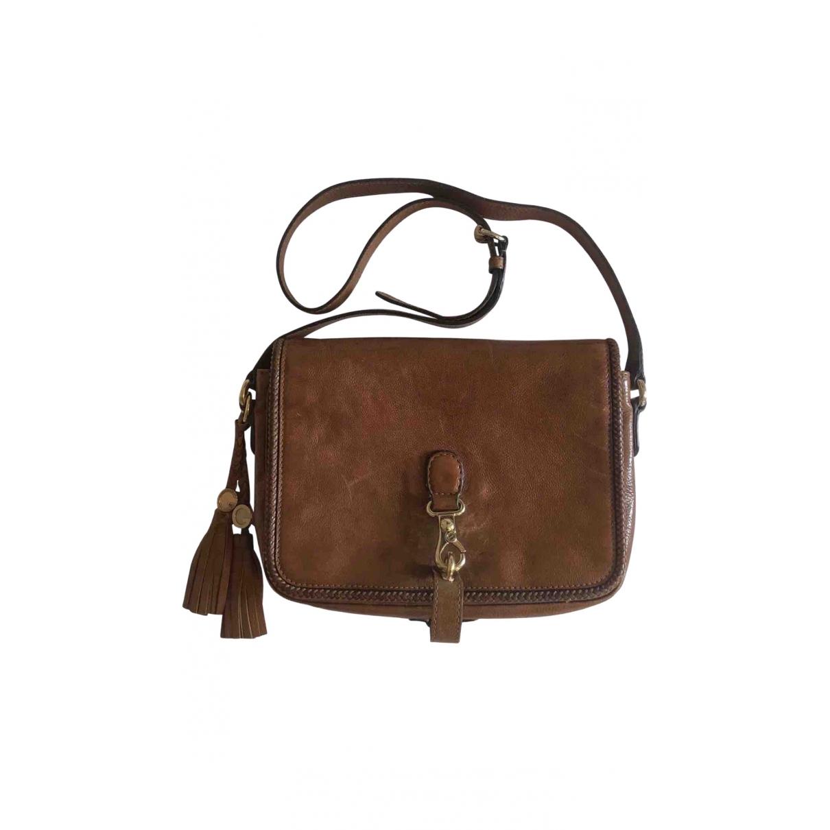 Gucci Marrakech Brown Leather handbag for Women \N