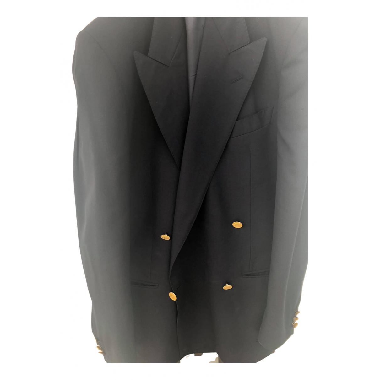 Valentino Garavani - Vestes.Blousons   pour homme en laine - bleu